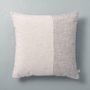 Hearth & Hand Textured Throw Pillow